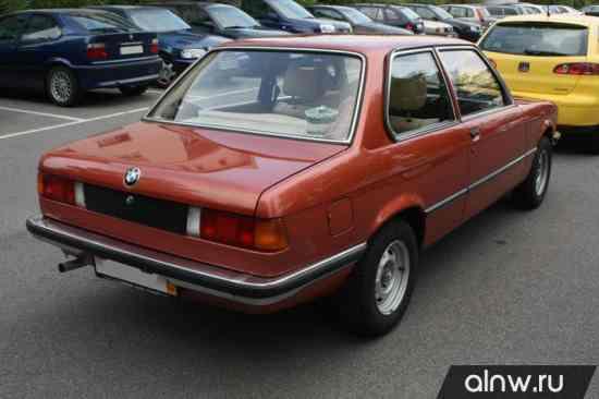 Программа диагностики BMW 3 series I (E21) Седан 2 дв.