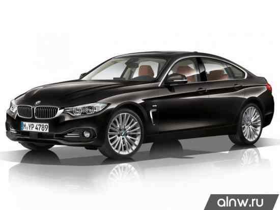BMW 4 series Лифтбек