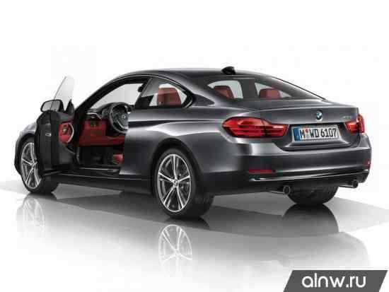 Инструкция по эксплуатации BMW 4 series Купе
