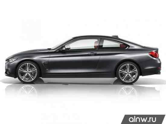 Каталог запасных частей BMW 4 series Купе