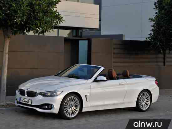 BMW 4 series Кабриолет