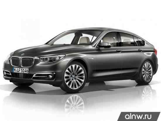 BMW 5 series VI (F1x) Рестайлинг Хэтчбек 5 дв.