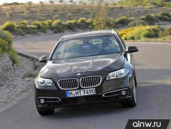 Инструкция по эксплуатации BMW 5 series VI (F1x) Рестайлинг Универсал 5 дв.