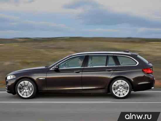 Каталог запасных частей BMW 5 series VI (F1x) Рестайлинг Универсал 5 дв.