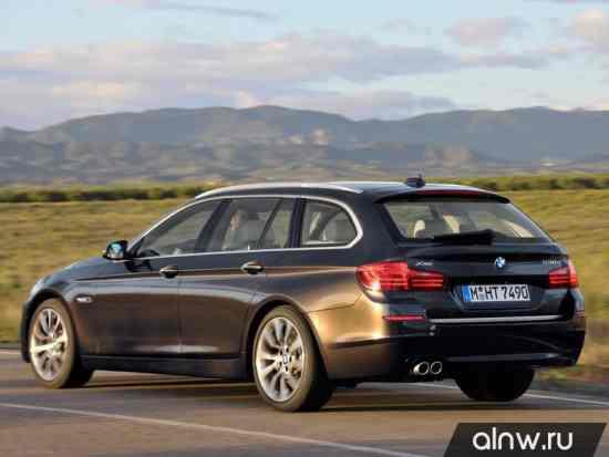 Программа диагностики BMW 5 series VI (F1x) Рестайлинг Универсал 5 дв.