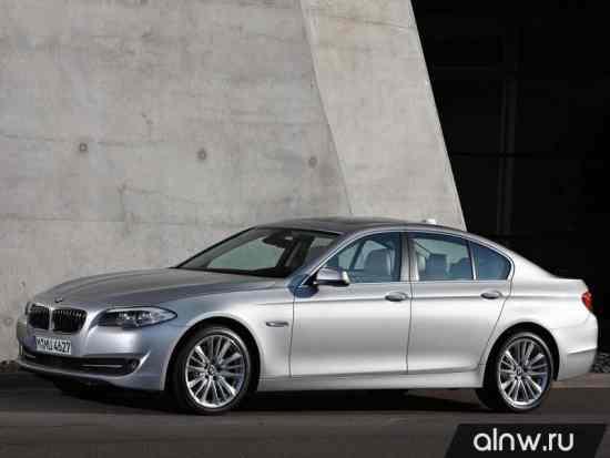 Инструкция по эксплуатации BMW 5 series VI (F1x) Седан