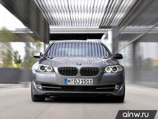 Каталог запасных частей BMW 5 series VI (F1x) Седан