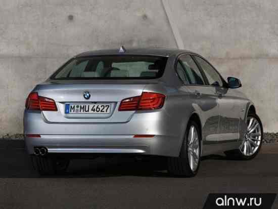 Программа диагностики BMW 5 series VI (F1x) Седан
