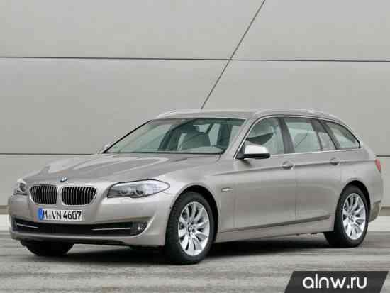 BMW 5 series VI (F1x) Универсал 5 дв.