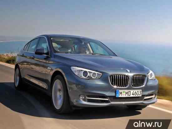 BMW 5 series VI (F1x) Хэтчбек 5 дв.