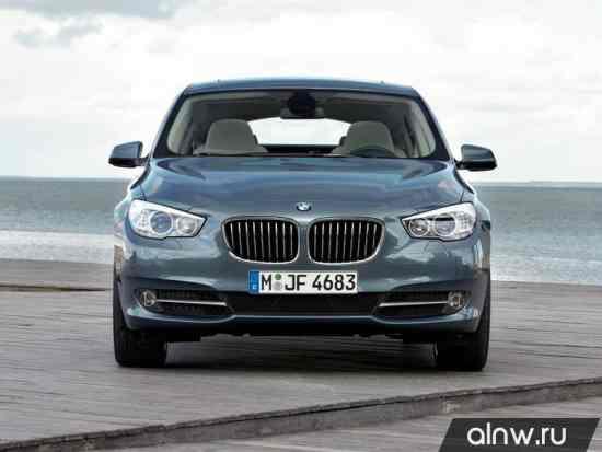 Инструкция по эксплуатации BMW 5 series VI (F1x) Хэтчбек 5 дв.