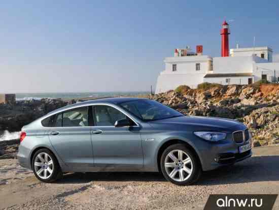 Каталог запасных частей BMW 5 series VI (F1x) Хэтчбек 5 дв.