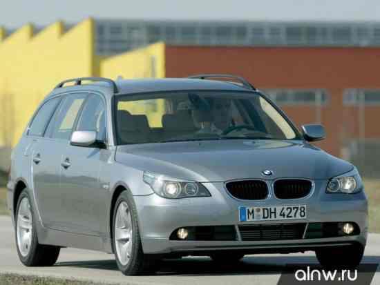 BMW 5 series V (E6x) Универсал 5 дв.