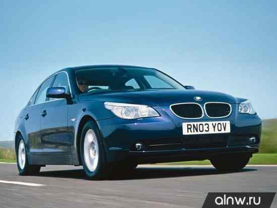 Руководство по ремонту BMW 5 series V (E6x) Седан
