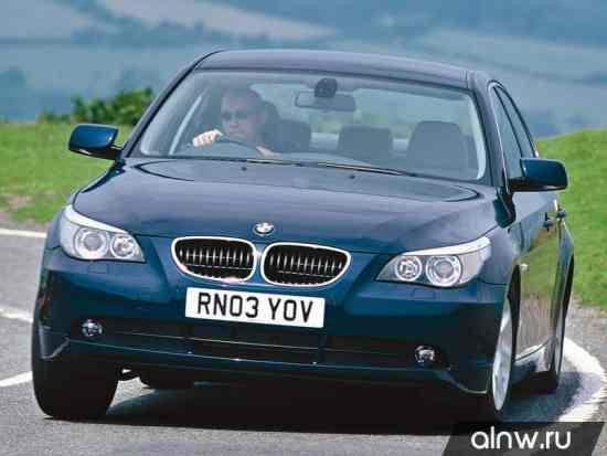 Инструкция по эксплуатации BMW 5 series V (E6x) Седан