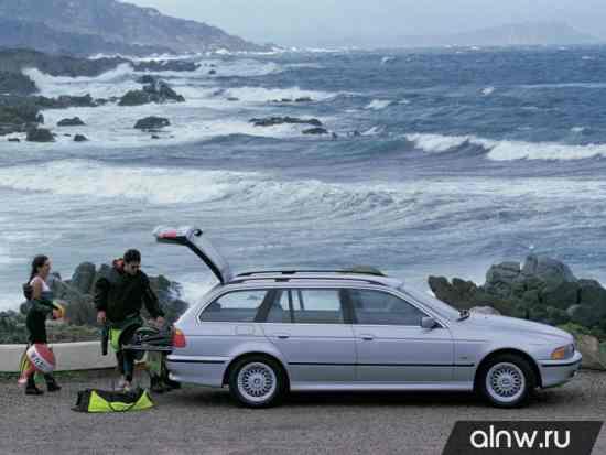 Инструкция по эксплуатации BMW 5 series IV (E39) Универсал 5 дв.