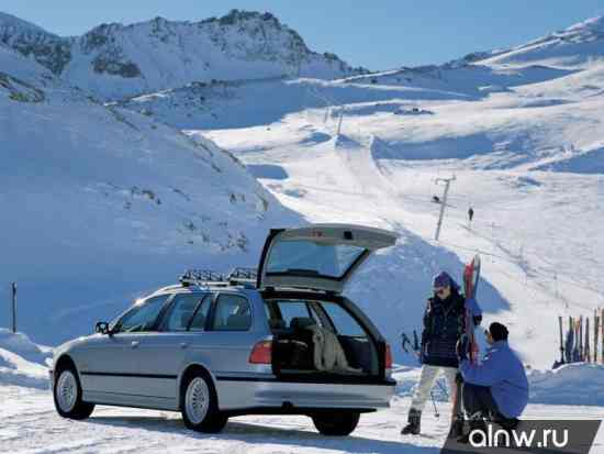 Каталог запасных частей BMW 5 series IV (E39) Универсал 5 дв.
