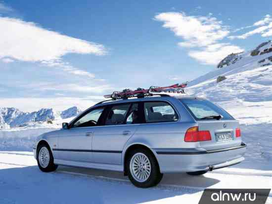 Программа диагностики BMW 5 series IV (E39) Универсал 5 дв.