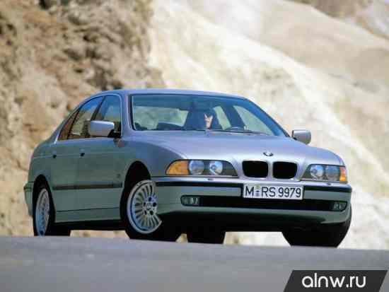 BMW 5 series IV (E39) Седан
