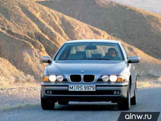 Инструкция по эксплуатации BMW 5 series IV (E39) Седан