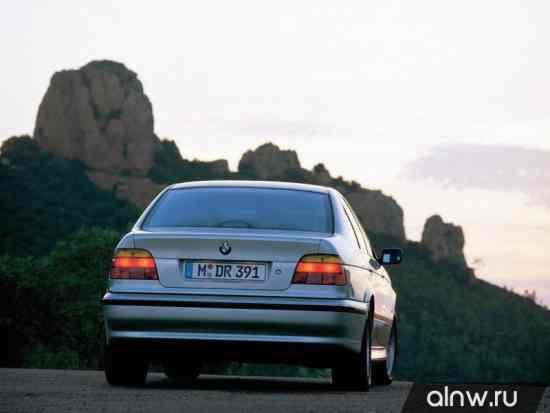 Программа диагностики BMW 5 series IV (E39) Седан