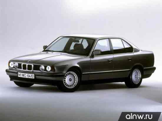 BMW 5 series III (E34) Седан