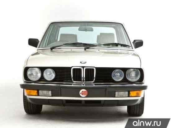 Инструкция по эксплуатации BMW 5 series II (E28) Седан