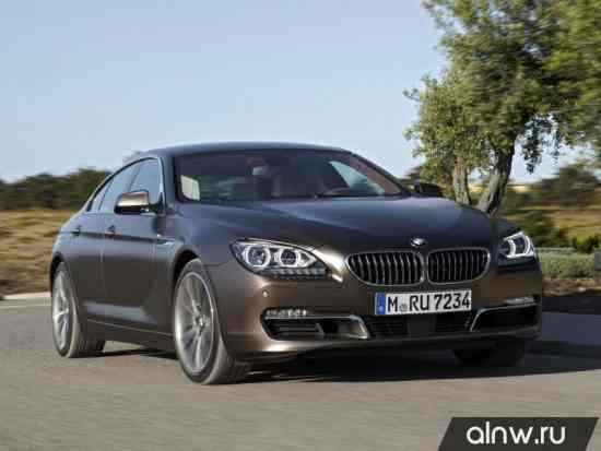 Руководство по ремонту BMW 6 series III (F06/F13/F12) Седан