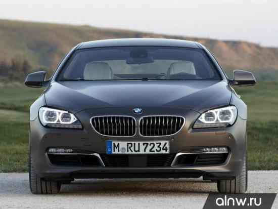 Инструкция по эксплуатации BMW 6 series III (F06/F13/F12) Седан