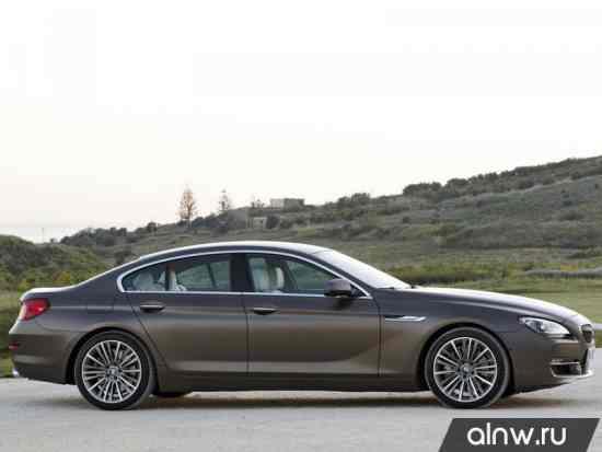 Каталог запасных частей BMW 6 series III (F06/F13/F12) Седан