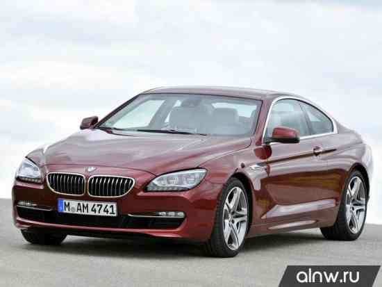 BMW 6 series III (F06/F13/F12) Купе