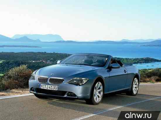 BMW 6 series II (E63/E64) Кабриолет