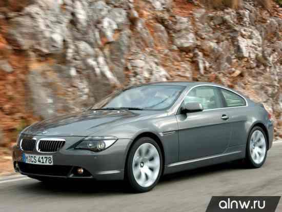 BMW 6 series II (E63/E64) Купе