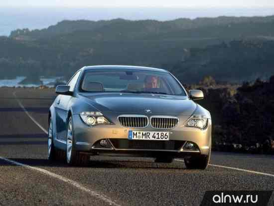 Инструкция по эксплуатации BMW 6 series II (E63/E64) Купе