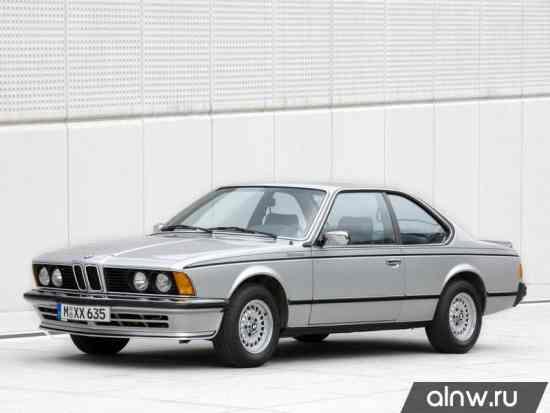 BMW 6 series I (E24) Купе