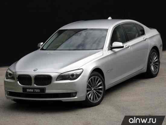 Руководство по ремонту BMW 7 series V (F01/F02/F04) Седан