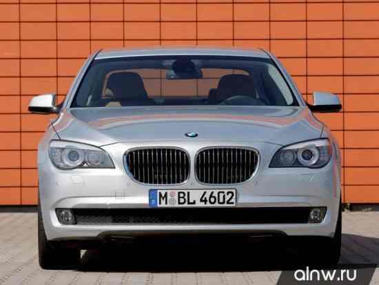 Инструкция по эксплуатации BMW 7 series V (F01/F02/F04) Седан