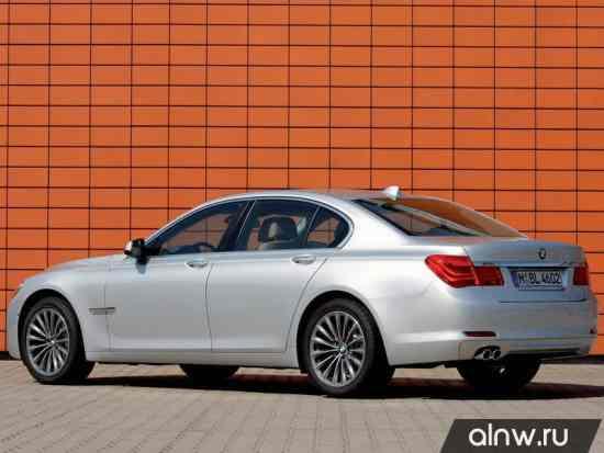 Программа диагностики BMW 7 series V (F01/F02/F04) Седан