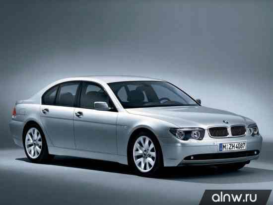 BMW 7 series IV (E6x) Седан