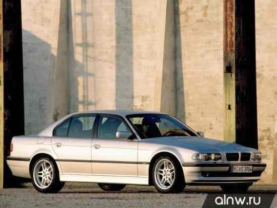 BMW 7 series III (E38) Седан
