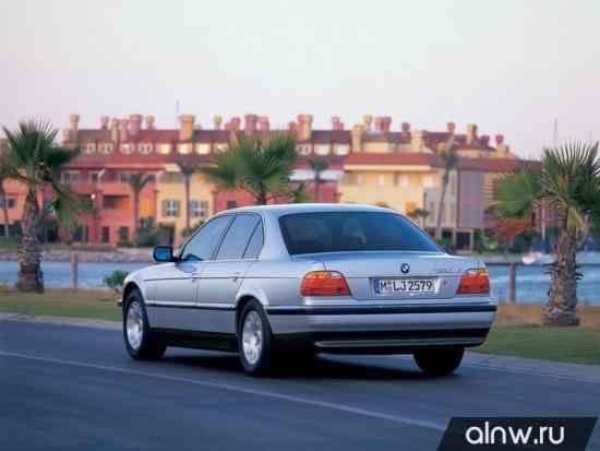 Программа диагностики BMW 7 series III (E38) Седан