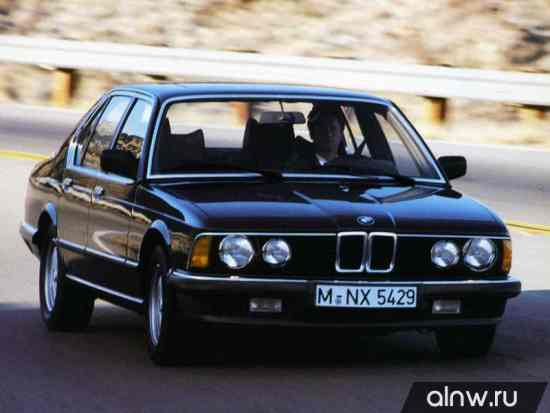 BMW 7 series I (E23) Седан