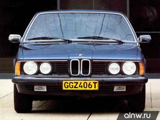 Инструкция по эксплуатации BMW 7 series I (E23) Седан