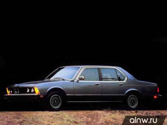 Каталог запасных частей BMW 7 series I (E23) Седан