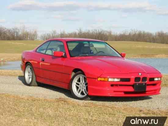BMW 8 series E31 Купе