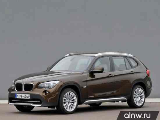 BMW X1 I (E84) Внедорожник 5 дв.