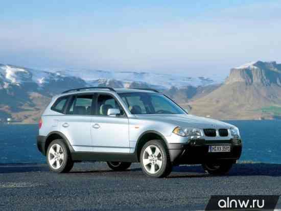 BMW X3 I (E83) Внедорожник 5 дв.