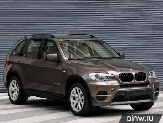 BMW X5 II (E70) Рестайлинг Внедорожник 5 дв.