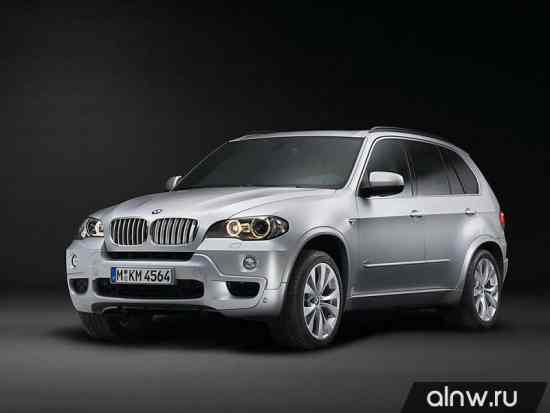 BMW X5 II (E70) Внедорожник 5 дв.