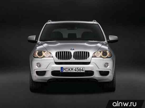 Инструкция по эксплуатации BMW X5 II (E70) Внедорожник 5 дв.